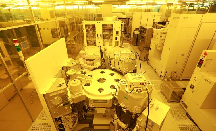 나노융합기술원 내부