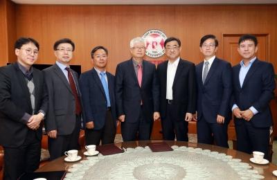 한국전력국제원자력대학원대학교(KINGS)와 MOU체결