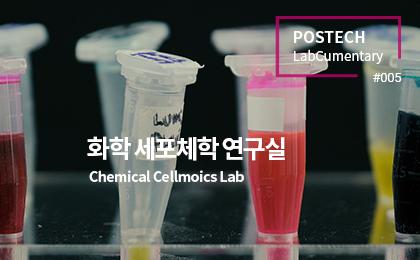 화학 세포체학 연구실<br>Chemical Cellomics Lab