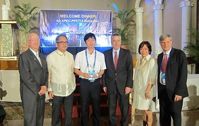 국종성 교수, 한국인 첫 'APEC 과학상' 수상